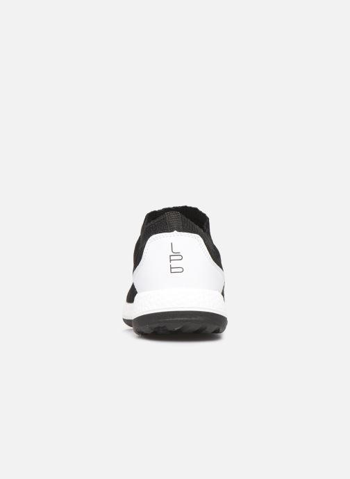 Sneaker Les P'tites Bombes BETTY schwarz ansicht von rechts