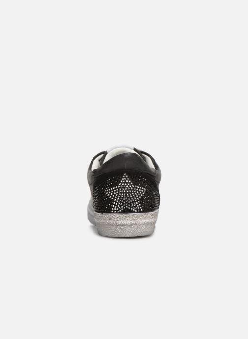 Baskets Les P'tites Bombes DAISY Noir vue droite