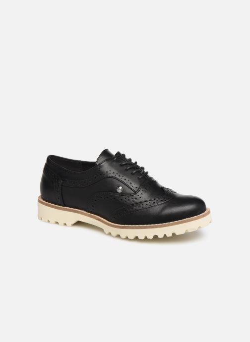 Chaussures à lacets Les P'tites Bombes GISELE Noir vue détail/paire
