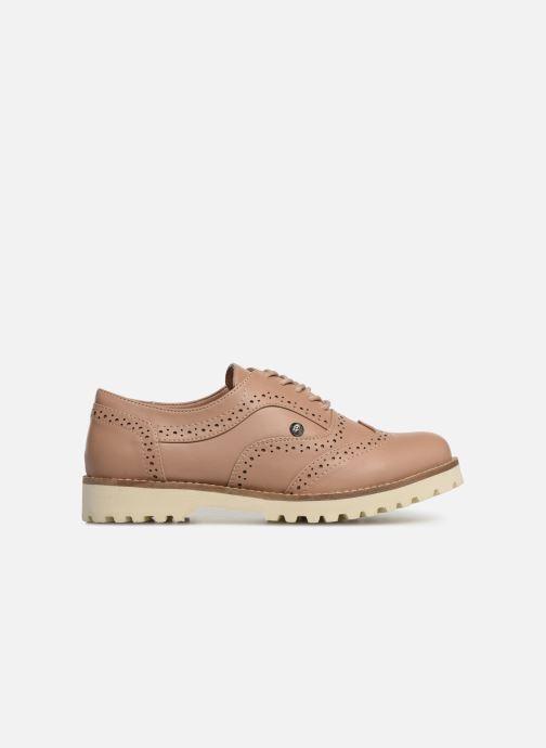 Chaussures à lacets Les P'tites Bombes GISELE Beige vue derrière