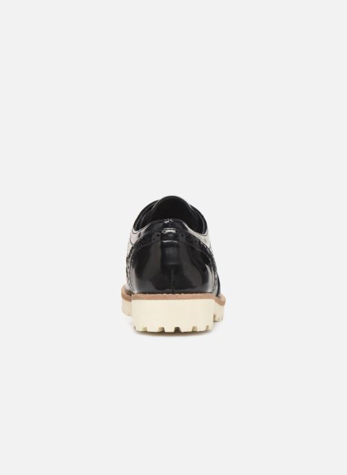 Chaussures à lacets Les P'tites Bombes GISELE Noir vue droite