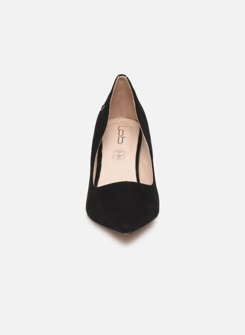Escarpins Les P'tites Bombes ISABELLE Noir vue portées chaussures