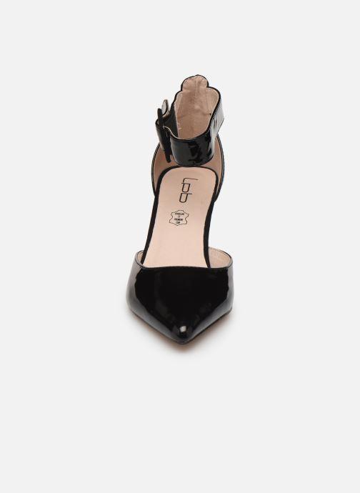 Escarpins Les P'tites Bombes JENNY Noir vue portées chaussures