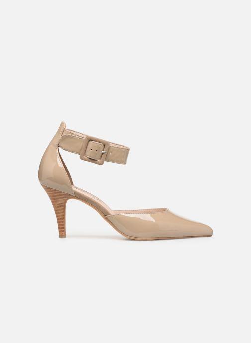 High heels Les P'tites Bombes JENNY Beige back view