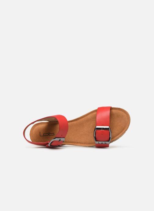 Sandales Et pieds Les Marielle Bombes Nu P'tites Rouge mvN8On0w