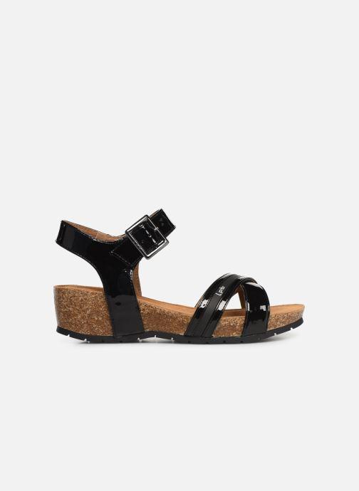 Sandales Les Nu P'tites Et Bombes Megan Noir pieds q34Rj5cLAS