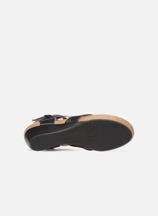 Les P'tites Bombes NAIA (Noir) - Sandales et nu-pieds chez  (358423)