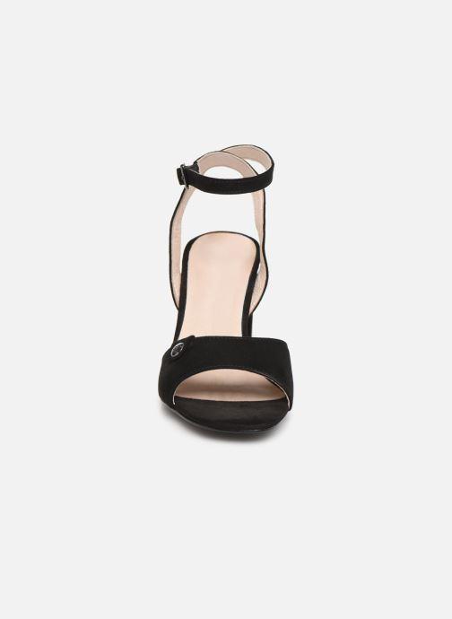 Les P'tites Bombes ORNELLA (Noir) - Sandales et nu-pieds (358429)