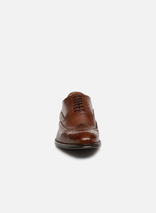 Chaussures à lacets Marvin&Co Ridal Marron vue portées chaussures