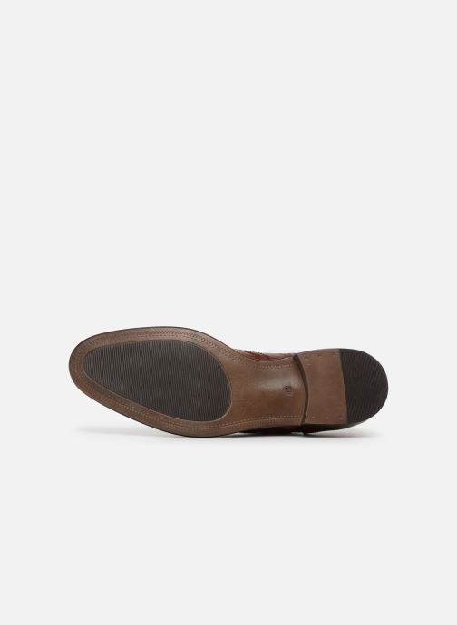 Chaussures à lacets Marvin&Co Ridal Marron vue haut