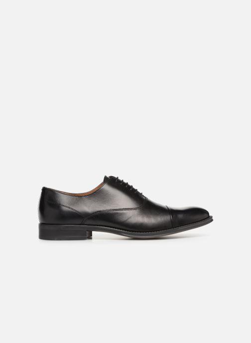 Zapatos con cordones Marvin&Co Rintown Negro vistra trasera