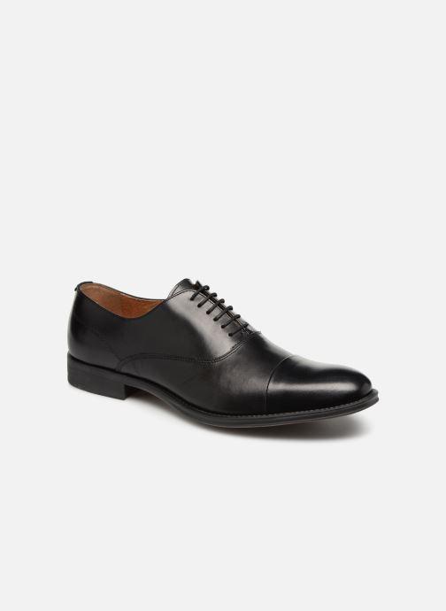 Zapatos con cordones Marvin&Co Rintown Negro vista de detalle / par