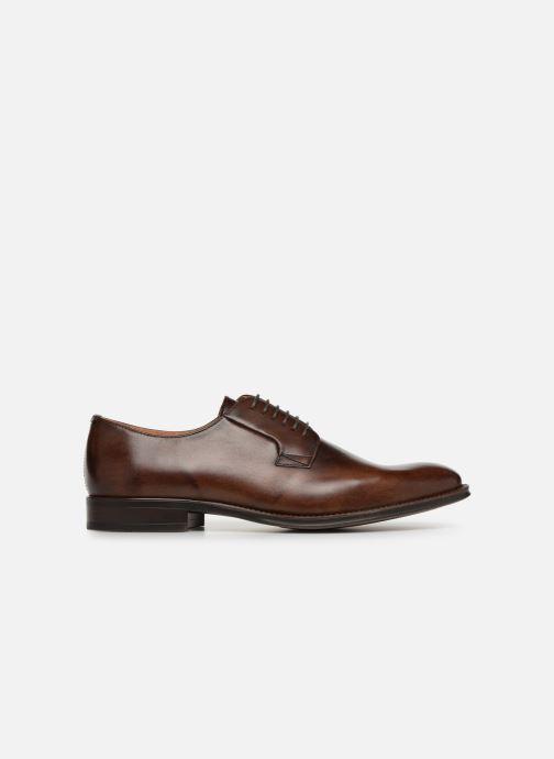 Zapatos con cordones Marvin&Co Rolintown Marrón vistra trasera
