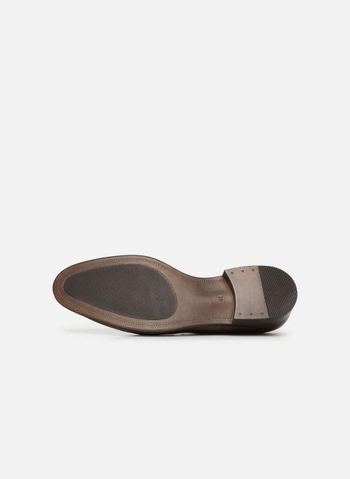 Chaussures à lacets Marvin&Co Rolintown Marron vue haut