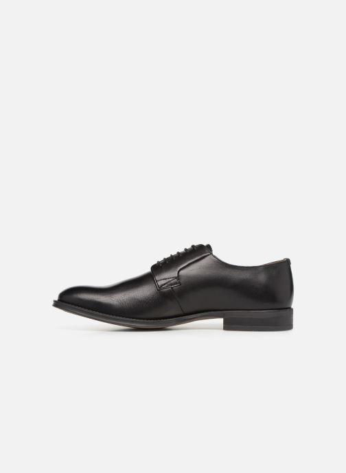 Chaussures à lacets Marvin&Co Rolintown Noir vue face