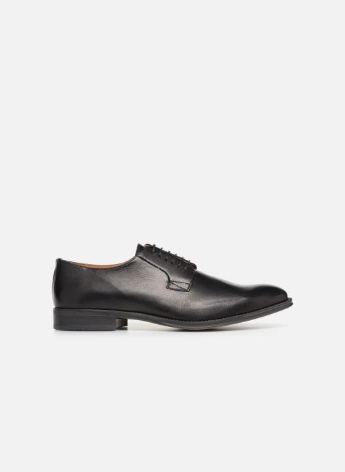 Chaussures à lacets Marvin&Co Rolintown Noir vue derrière