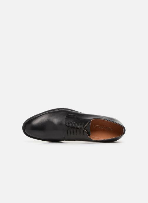 Chaussures à lacets Marvin&Co Rolintown Noir vue gauche