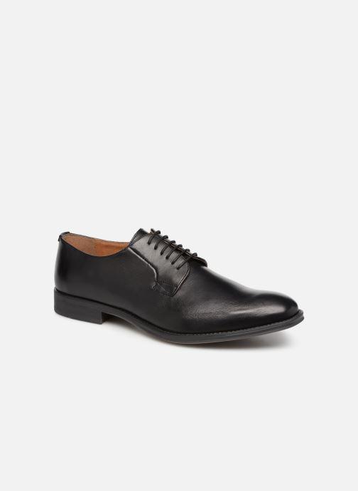 Chaussures à lacets Marvin&Co Rolintown Noir vue détail/paire