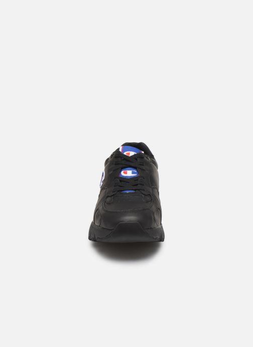 Baskets Champion Cwa-1 Leather M Noir vue portées chaussures