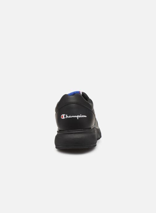 Baskets Champion Cwa-1 Leather M Noir vue droite