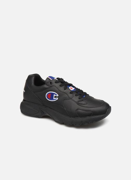 Baskets Champion Cwa-1 Leather M Noir vue détail/paire