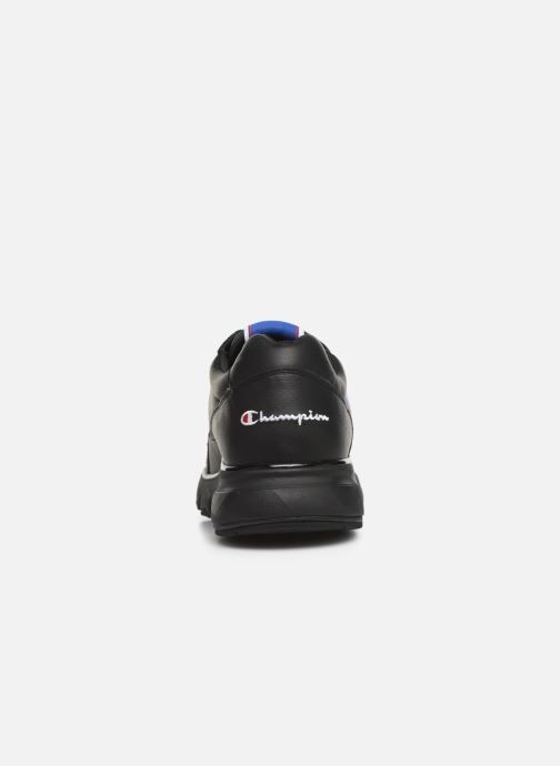 Sneakers Champion Cwa-1 Leather M Zwart rechts