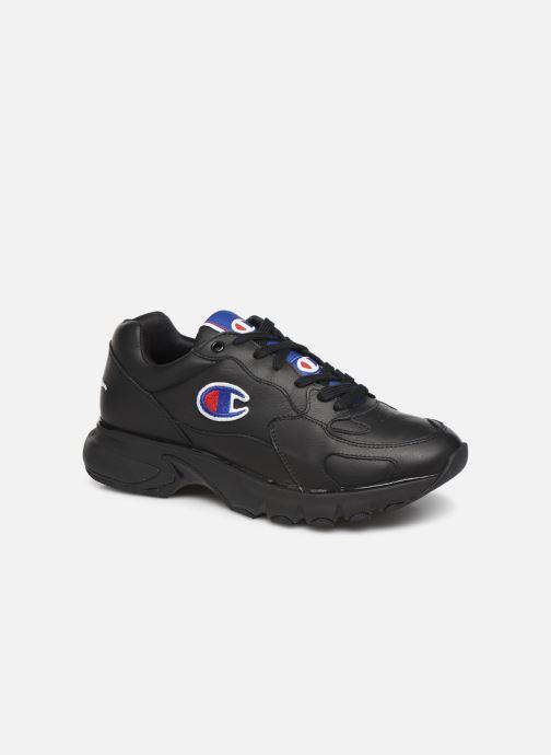 Sneakers Champion Cwa-1 Leather M Zwart detail