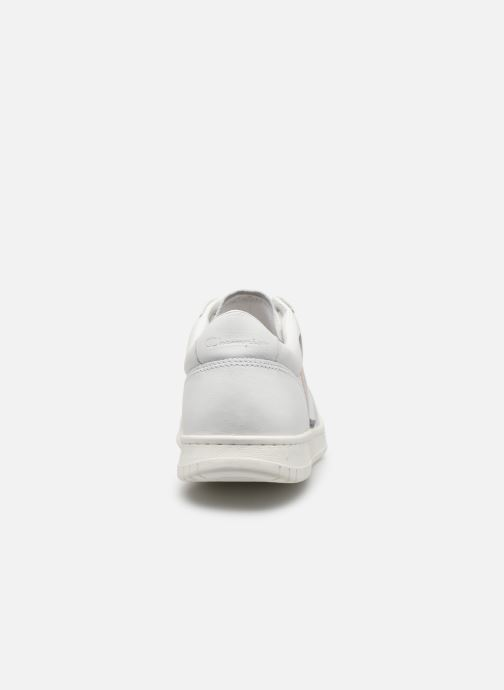 Deportivas Champion 919 Roch Low M Blanco vista lateral derecha