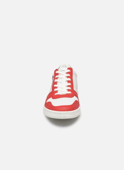 Baskets Champion 921 Roch Low M Rouge vue portées chaussures