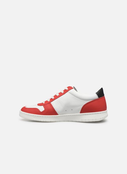 Baskets Champion 921 Roch Low M Rouge vue face