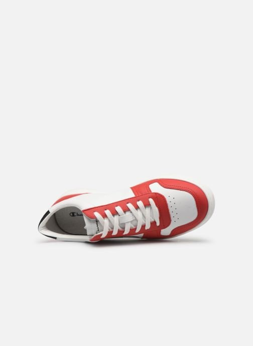Baskets Champion 921 Roch Low M Rouge vue gauche