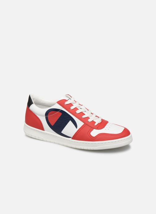Baskets Champion 921 Roch Low M Rouge vue détail/paire