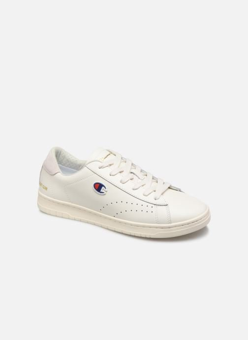 Sneakers Champion Court Club P M Wit detail