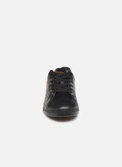 Baskets Champion Court Club P M Noir vue portées chaussures