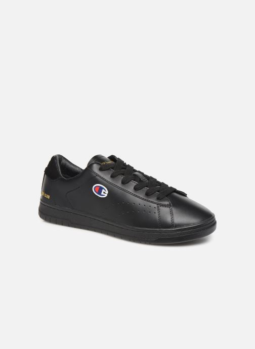 Trainers Champion Court Club P M Black detailed view/ Pair view