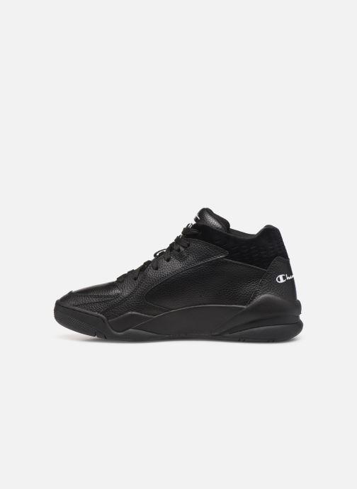 Sneakers Champion Zone Mid M Zwart voorkant