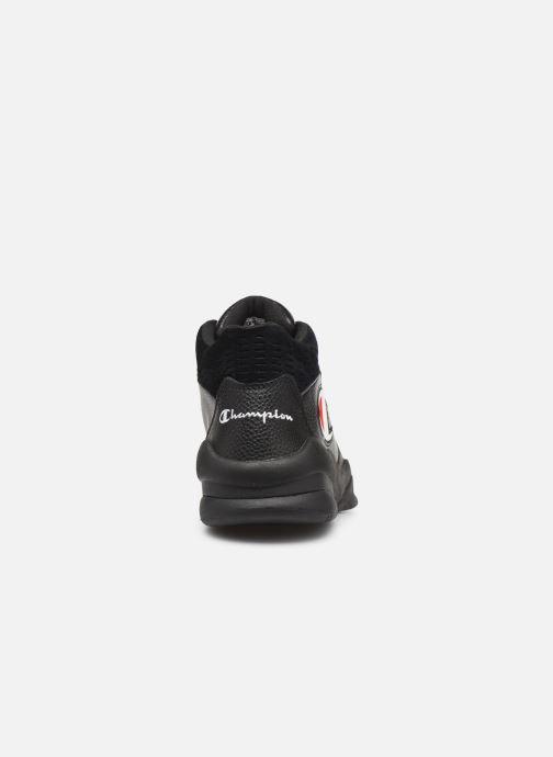 Sneakers Champion Zone Mid M Zwart rechts