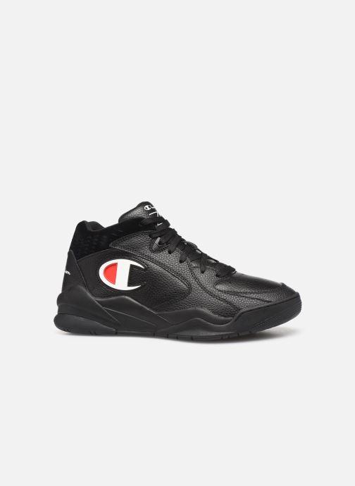 Sneakers Champion Zone Mid M Zwart achterkant