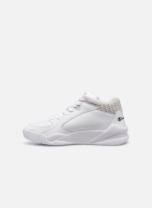 Sneakers Champion Zone Mid M Bianco immagine frontale