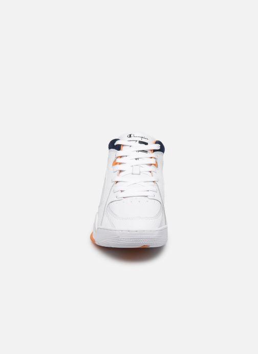 Baskets Champion Zone Mid M Multicolore vue portées chaussures