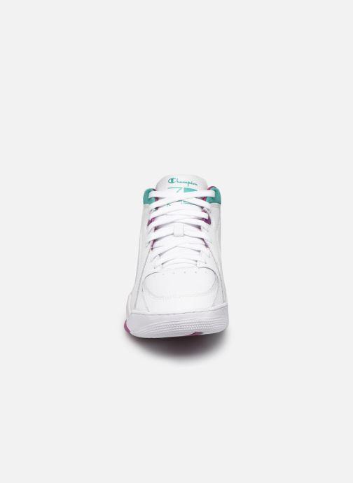 Sneakers Champion Zone Mid M Multicolore modello indossato