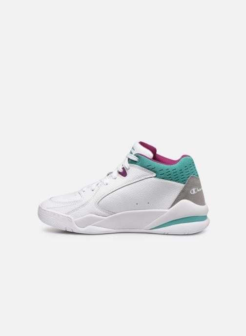 Sneakers Champion Zone Mid M Multicolore immagine frontale