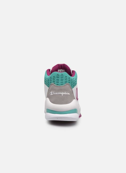 Sneakers Champion Zone Mid M Multicolore immagine destra