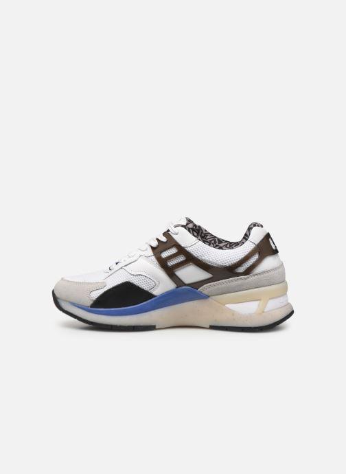 Sneakers Champion Pro Premium Bianco immagine frontale