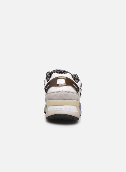 Sneakers Champion Pro Premium Bianco immagine destra