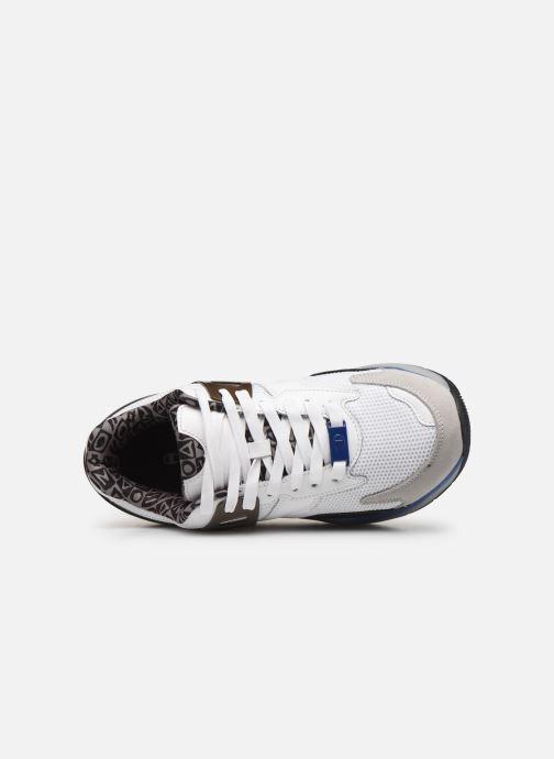 Sneakers Champion Pro Premium Bianco immagine sinistra
