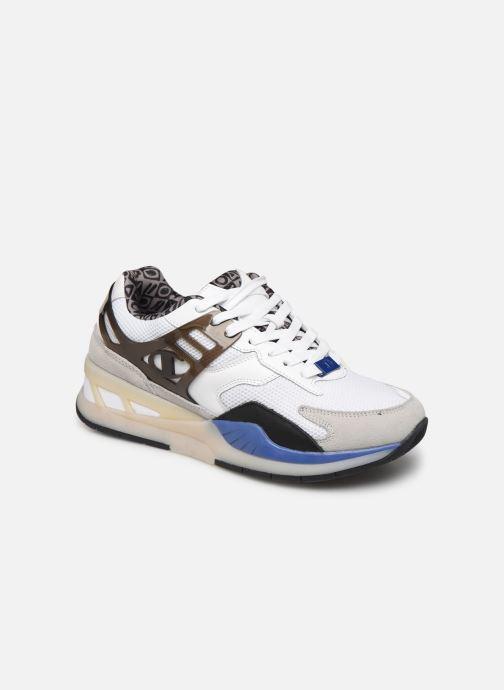 Baskets Champion Pro Premium Blanc vue détail/paire