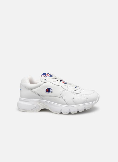 Sneakers Champion Low Cut Shoe CWA-1 Leather Bianco immagine posteriore