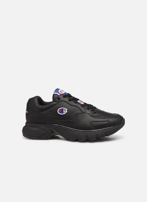 Baskets Champion Low Cut Shoe CWA-1 Leather Noir vue derrière