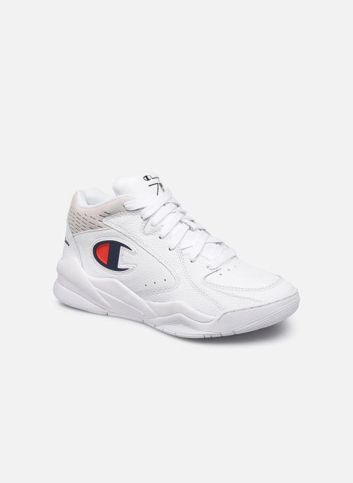 Sneaker Champion Zone Mid W weiß detaillierte ansicht/modell